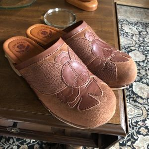 Lucky Brand women's clogs size 8